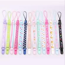Baby Anti-lost Pacifier Chain Holder Dummy Pacifier Clip Soother Nipple Chain