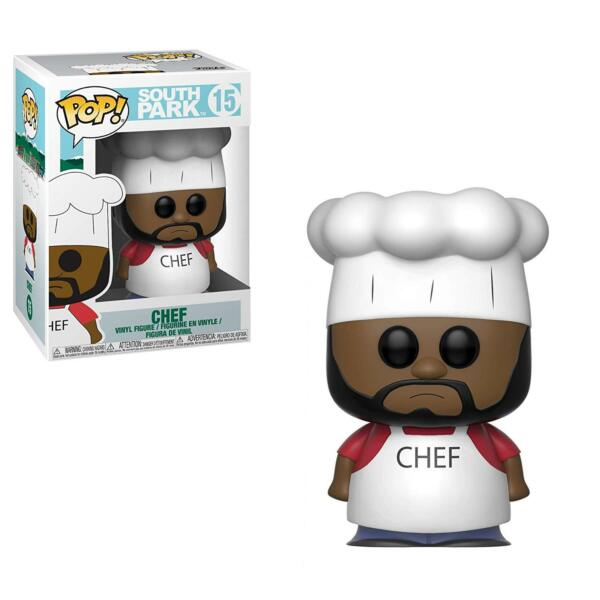 Funko Pop Television: South Park Chef Collectible 15 32859 In stock