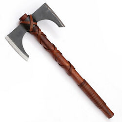 Kyпить Forged Carbon Steel Iroquois Handmade Outdoor Camping Throwing Axe на еВаy.соm