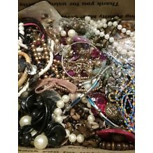 Costume Vintage Estate Jewelry Lot All Good No Junk Unsearched 15 pcs 925? Gold?