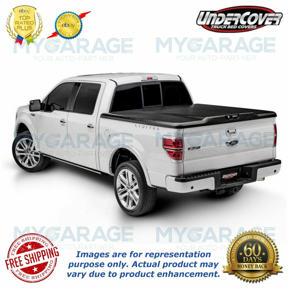 UNDERCOVER For 2015-2018 CHEVY COLORADO 6' BED ELITE TRUCK ...