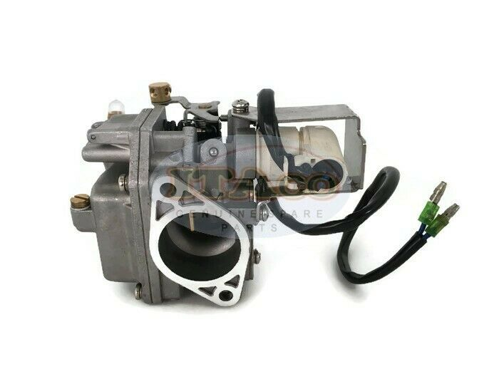 details about 65w-14901-10 11 12 carburetor 4 stroke yamaha outboard engine  f20a 25a 20hp 25hp