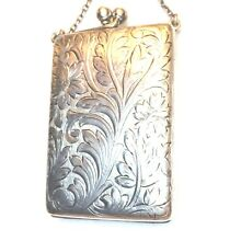 Vintage Sterling Silver 925 Compact / Purse