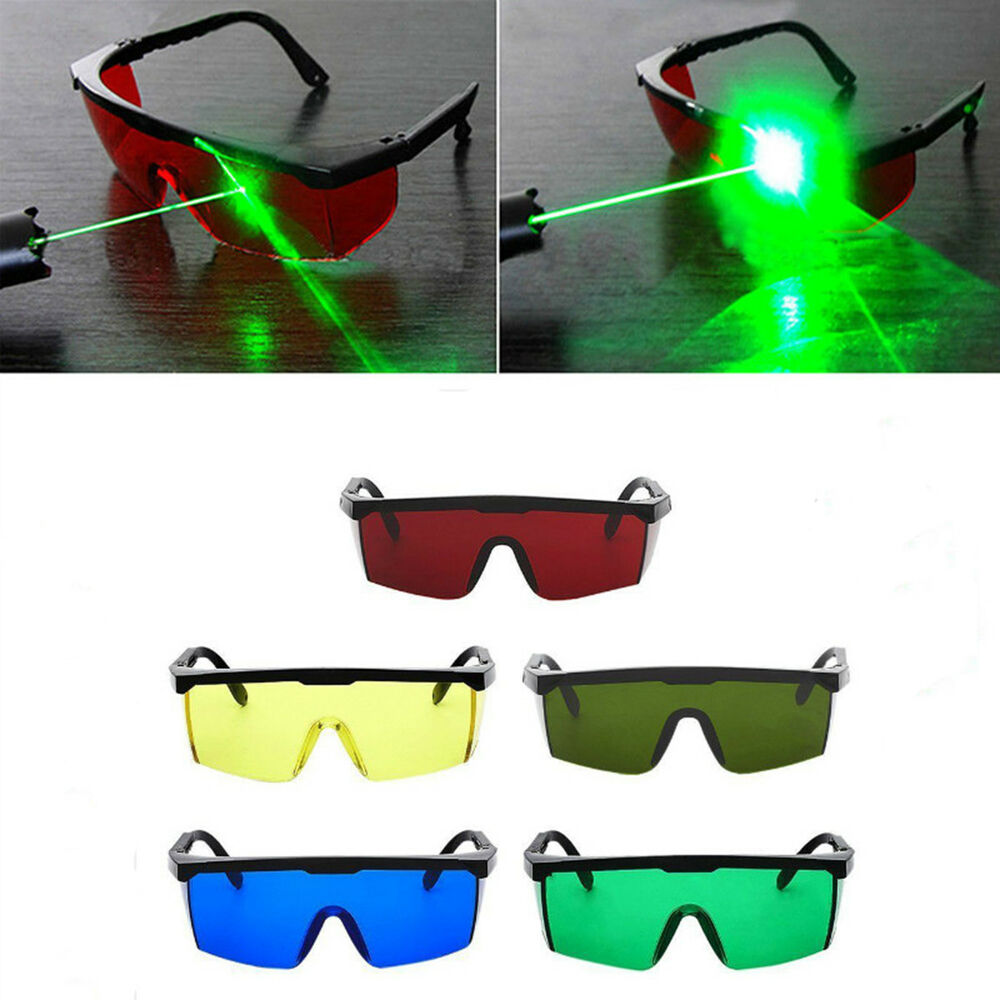 ebd9f163f535 Details about Protection Goggles Laser Safety Glasses Eye Spectacles  Protective Glasses UK