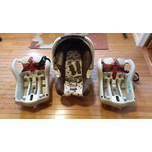 Graco SnugRide 32 Infant / Baby Car Seat and Bases - Good Condition