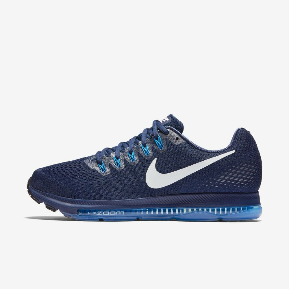 Nike Zoom All Out Low Mens Running Trainer Shoe Blue White RRP £120  820652141254  4a2b0a49257