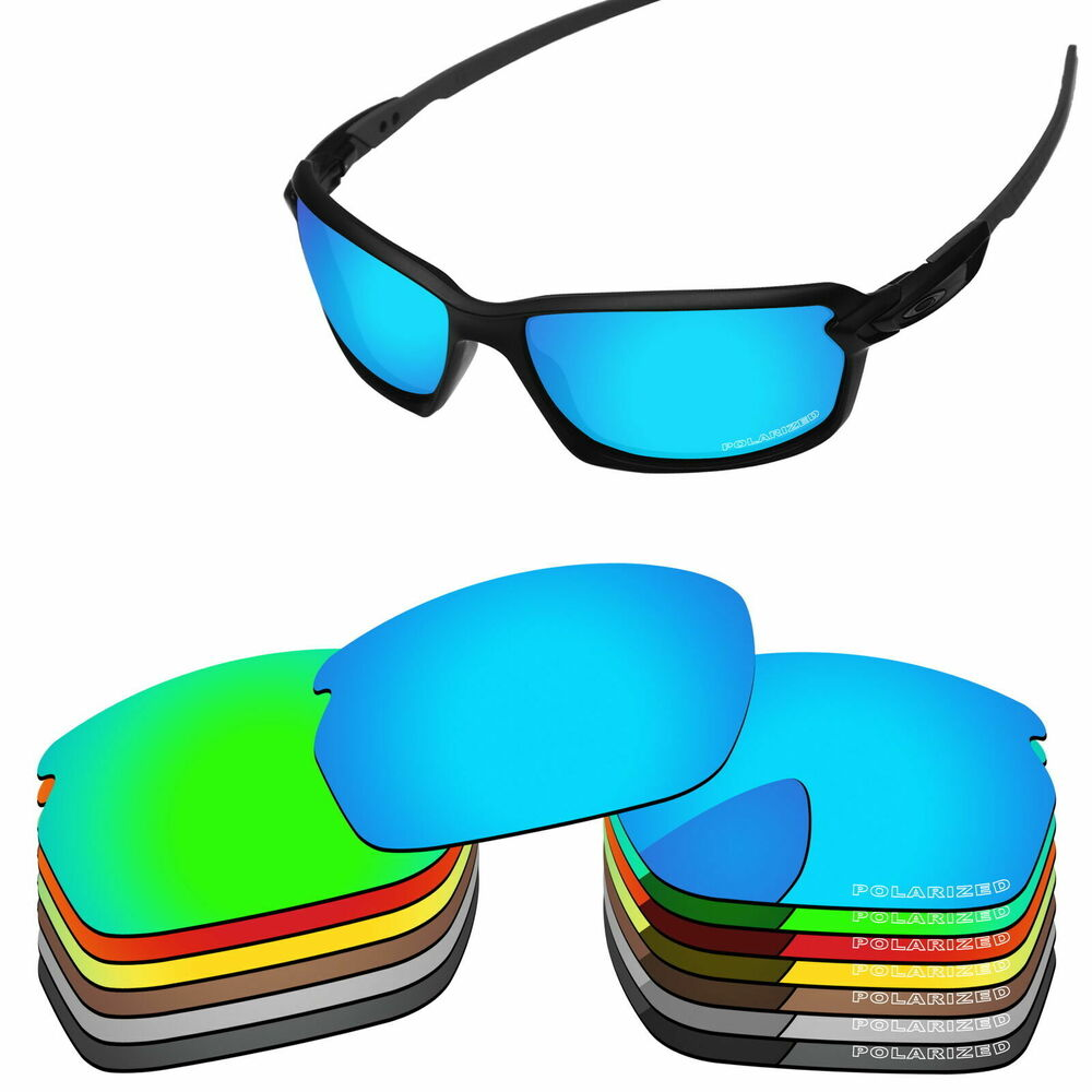 PapaViva POLARIZED ETCHED Replacement Lenses For-Oakley ...