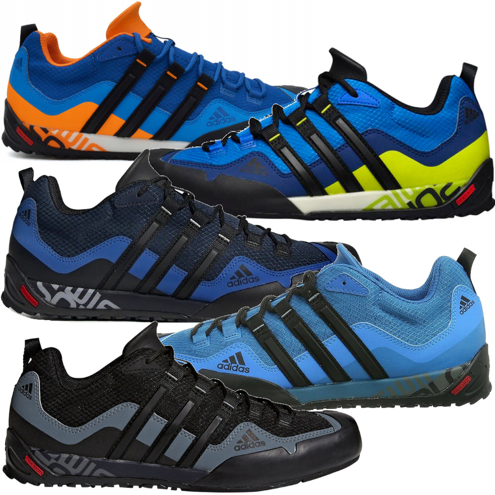 78208920aa71f1 Details about ADIDAS TERREX SWIFT SOLO D67031 MEN S BOY S TRAINERS SNEAKERS  OUTDOOR