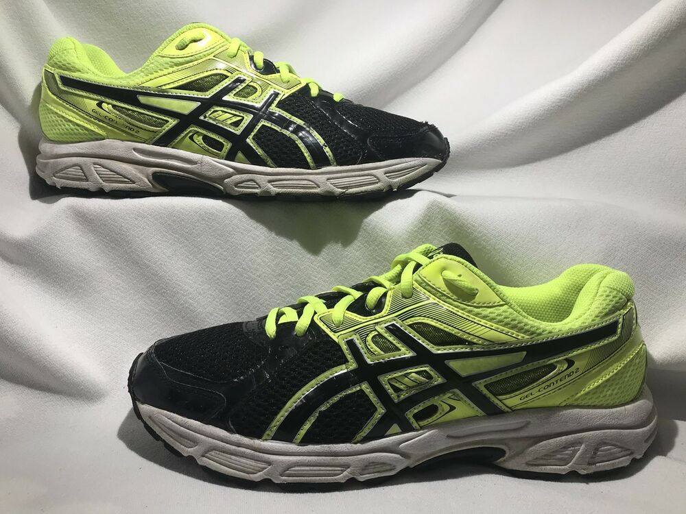 123bc763ec6f Details about Men Size 11 Asics Gel-Exalt 3 Black Silver Red Trail Running  Shoes T616N A1506