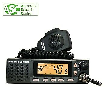 President Johnson-2 Mobile CB Transceiver