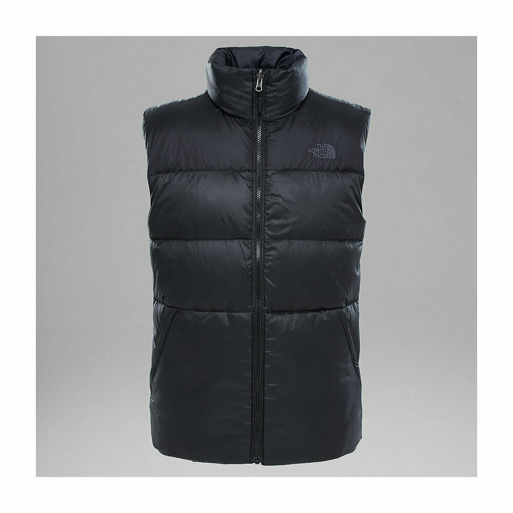 Details about THE NORTH FACE NUPTSE III VEST TNF BLACK DOWN JACKET NEW S M  L XL ffefadd63