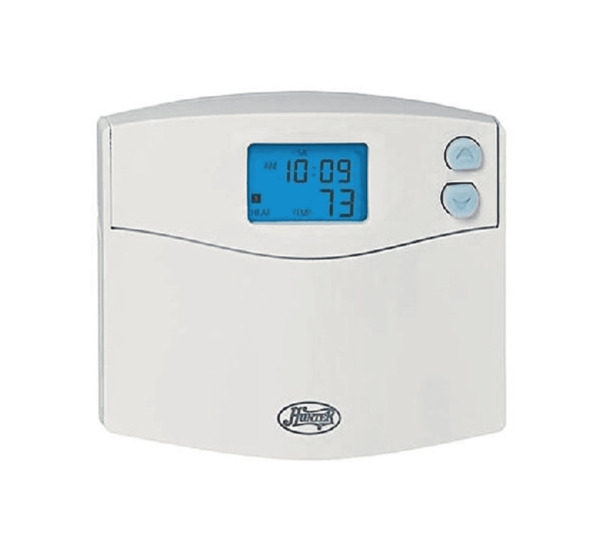 Hunter 44157 - 5/2-Day Digital Programmable Thermostat Home Thermostat, AC, Heat