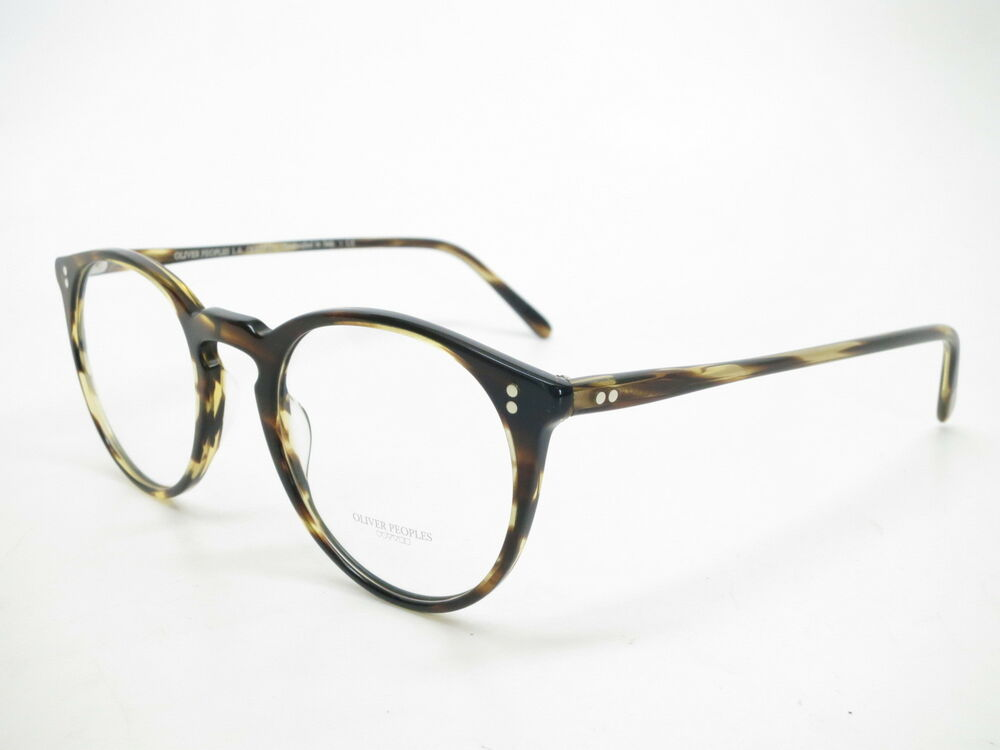 61f2a7c89d Details about Oliver Peoples OV 5183 O Malley 1003 Cocobolo Eyeglasses 47mm  Rx-able
