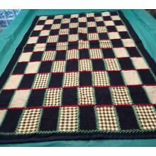 Handsewn Equine  Quilt
