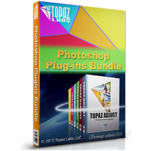 Topaz Labs Photoshop Plugins Bundle 2017 With All Codes