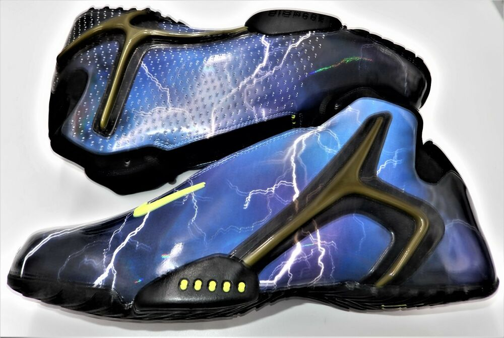 the latest db12d f4b28 Details about NEW NIKE ZOOM HYPERFLIGHT PRM SIZE 8 ULTRAVIOLET DURANT  SUPERHERO 587561-500