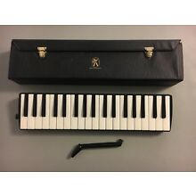 Hohner 36 Professional Melodica Keyboard Piano West Germany For Parts or Repair