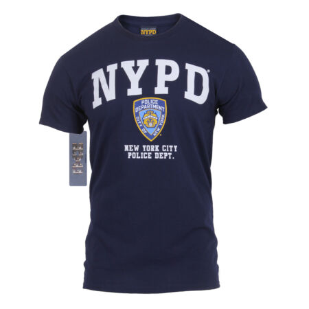 img-Officially Licensed NYPD T-shirt