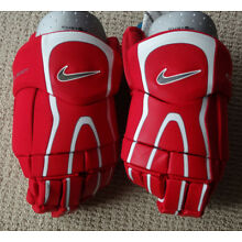 RARE Nike Air Quest Pro Stock Hockey Gloves 13.5