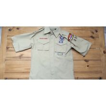 Boy Scouts of America CUB SCOUT SHIRT - Youth Large