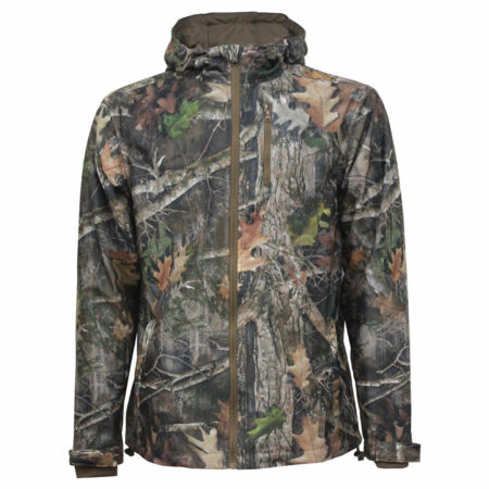 img-Camo MO Big And Tall Unisex Waterproof Jacket For Hunting Fishing Work Outdoor