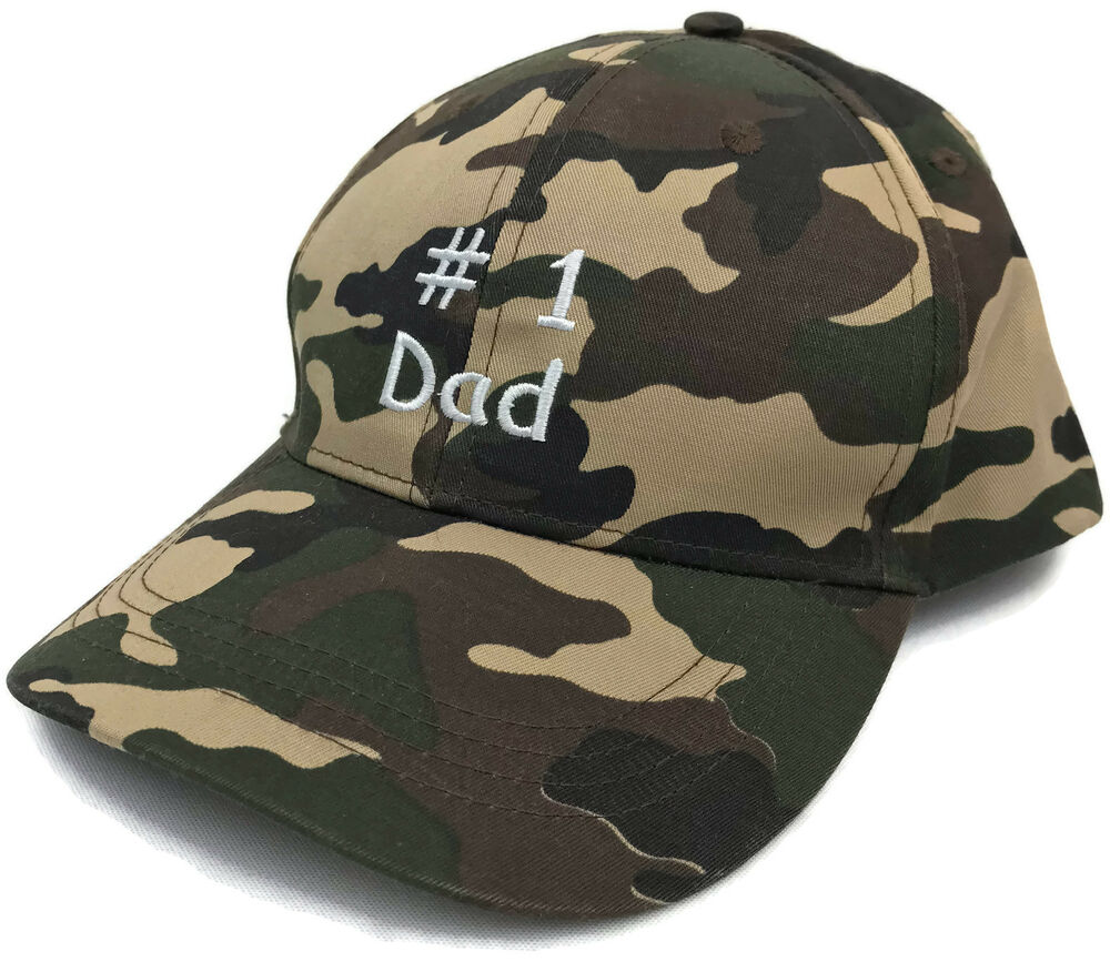 02f6236b12892 Details about NEW  1 Dad Snapback Hat Camo United States Navy Army Marines  USMC Cap One Size 1