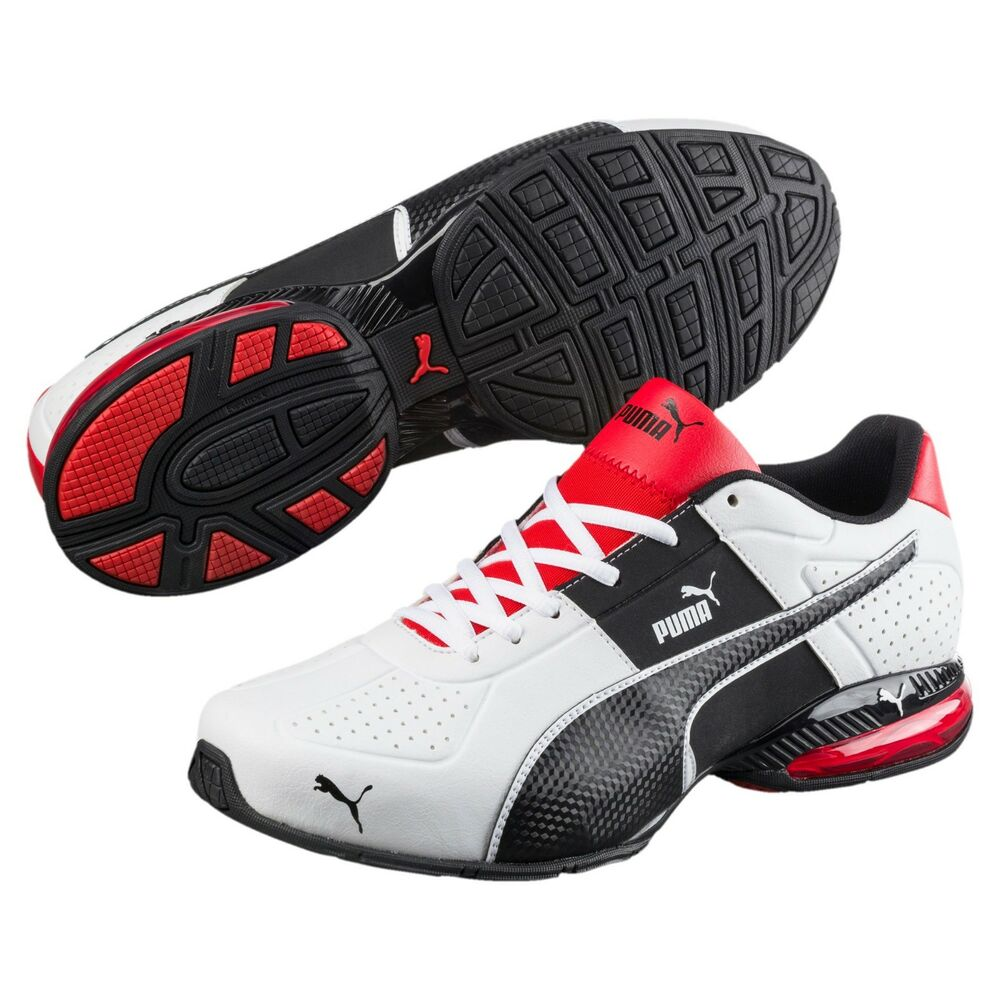 Details about New Puma Men S Cell Surin 2 Fm Cross-Trainer Athletic Running  Shoe White 189876 cfd33d52f
