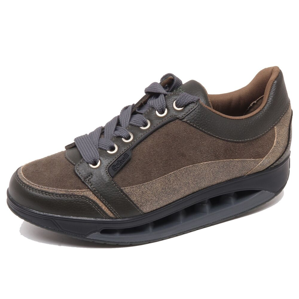 Details about F3924 sneaker uomo brown forest SCHOLL STARLIT scarpe vintage  effect shoe man 28a5dc8bc60