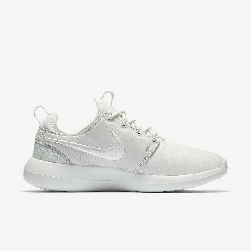 e2bfc16ca9f4 Details about Wmns Nike Roshe Two SI UK 4 EUR 37.5 Summit White Blue Tint   New 881187 001