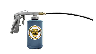 Fluid Film & Woolwax Undercoating Spray Gun with 2 Qt. Bottles & Flexible Wand