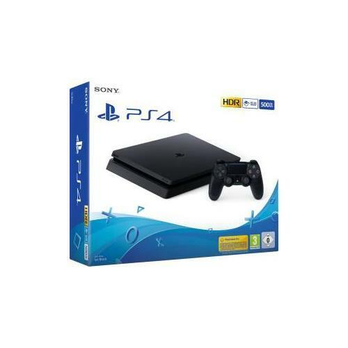 SONY Console Playstation 4 Slim 500GB
