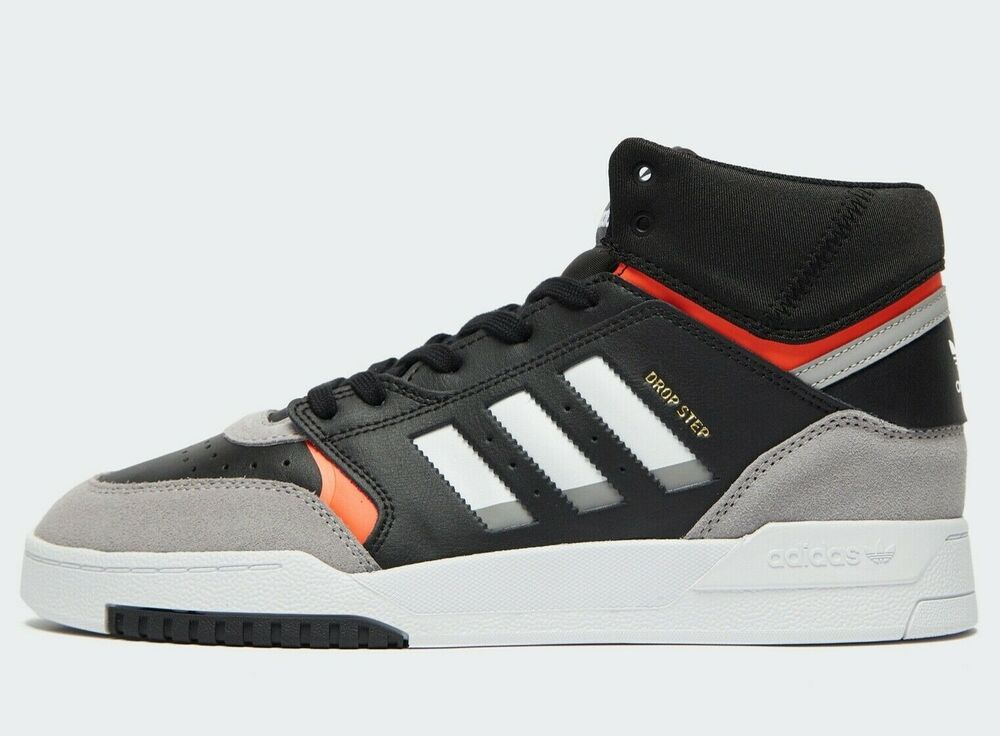 lowest price 365a1 7eda3 Details about 🔥 Adidas Originals Nizza Lo ® ( Men UK Sizes 7 - 12 )  Heather Grey Canvas NEW