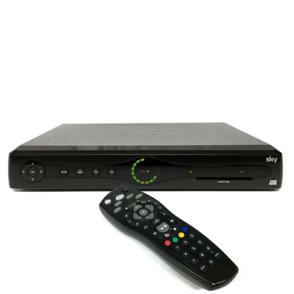 Humax PR-HD3000 SKY S HD4 DVB-S2 Satelliten Twin Sat Receiver incl. HDMI Kabel