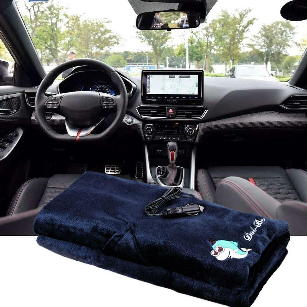 Details About Lattice Energy Saving Warm 12v Car Heating Blanket Electric