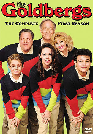 The Goldbergs The Complete First Season  DVD 3-Disc Set New Sealed Fast Shipping