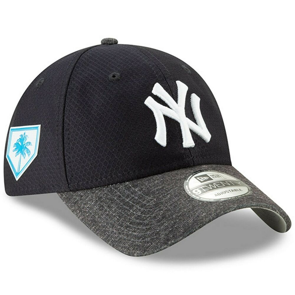 separation shoes 68bbf fc9db Details about New York Yankees New Era 2019 Spring Training 9TWENTY  Adjustable Hat