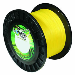 Kyпить Power Pro Spectra Hi-Vis Yellow Braided Line Strong High Visibility Fishing Line на еВаy.соm