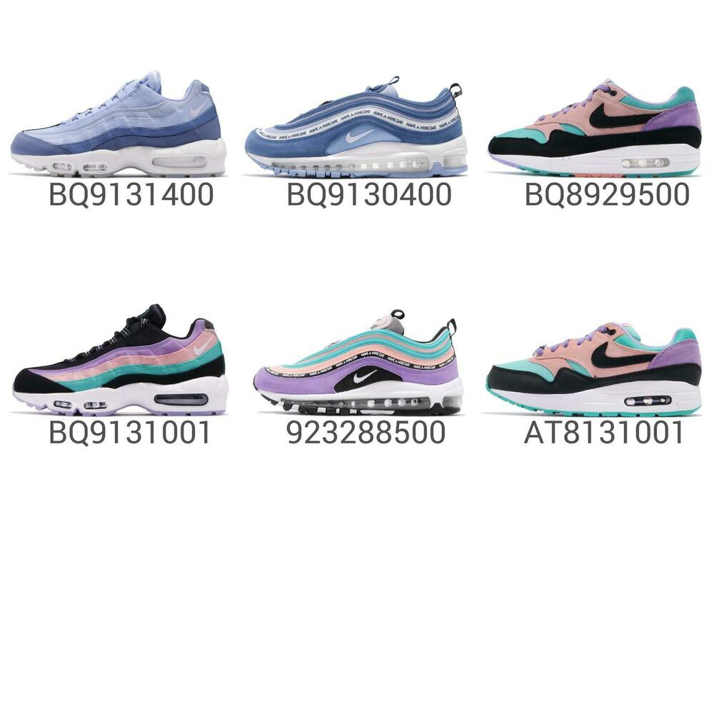 meilleur service f5b60 c387c Nike Air Max 1 GS NK Have A Nike Day Kid Youth Women Shoes ...
