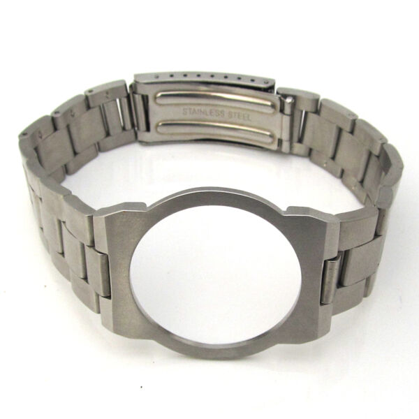 Strap Bracelet Band For OMEGA DYNAMIC Mens Stainless Steel SOLID LINK Watch S9C