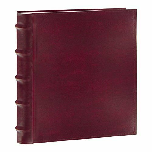Burgundy Pioneer Photo Albums 200 Pocket European Leather Cover 5x7 Photo Album 23602615229 Ebay