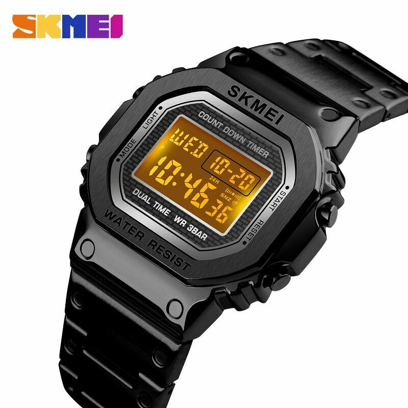 1d05a2dcd57 Details about SKMEI Sports Watch Men Famous LED Digital Watches Men s Watch  Business Men
