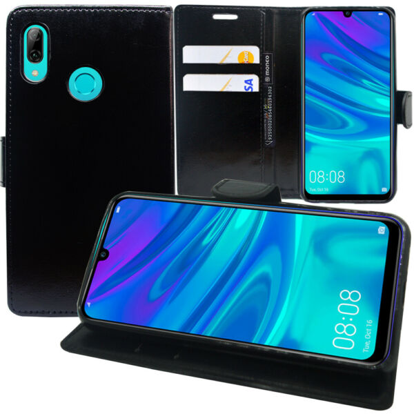 Housse Coque Portefeuille Huawei P Smart (2019) 6.21