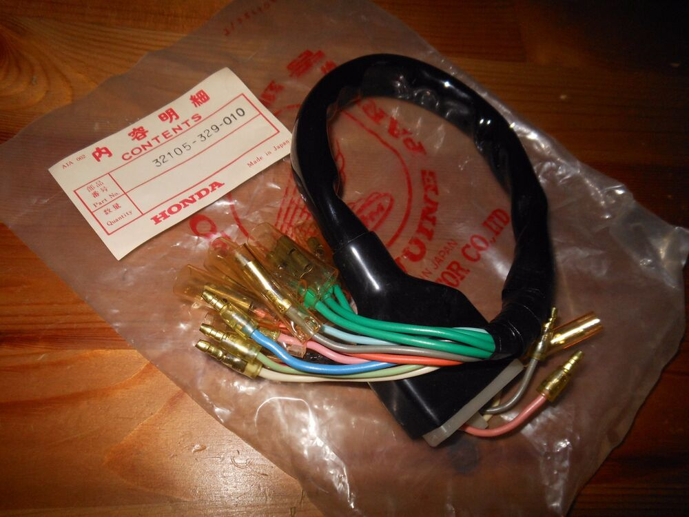 nos 74 75 honda wiring harness b xl250 350 only wiring. Black Bedroom Furniture Sets. Home Design Ideas