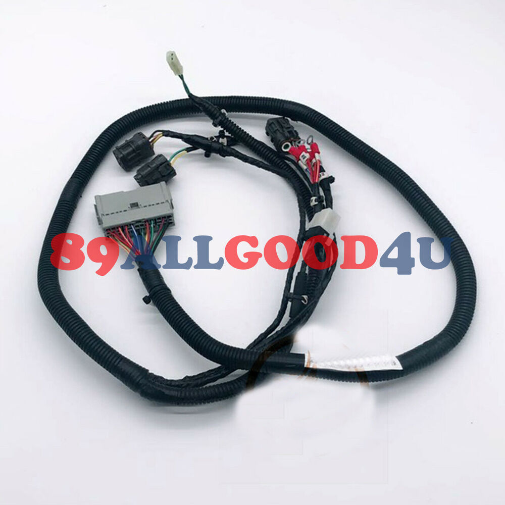 wiring harness 20y 06 41130 for komatsu pc200 8 pc220 8. Black Bedroom Furniture Sets. Home Design Ideas