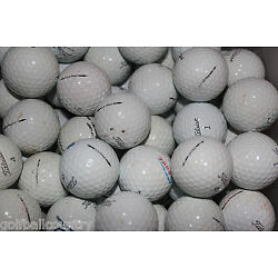 48 Titleist Pro V1 Hit-Away AA Used Golf Balls - FREE US SHIPPING