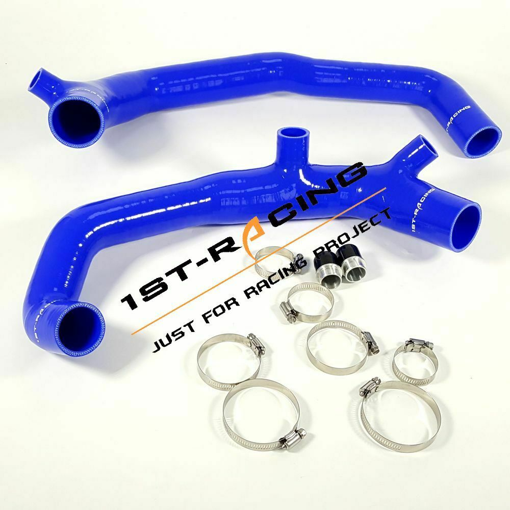 "2.0""High Flow Turbo Silicone Inlet Intake Kit For BMW 135i"