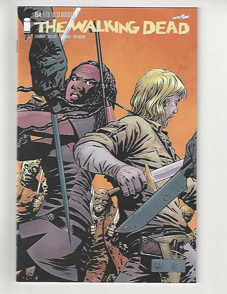 Image Comic/'s The Walking Dead #1 Image Firsts 2012 VF//NM