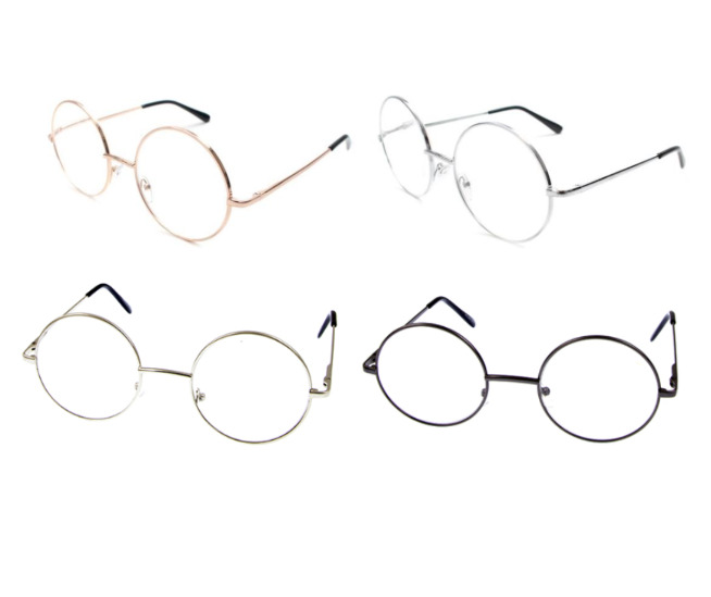 790bcbe2a238 Details about ROUND METAL SPRING HINGE READING GLASSES MENS WOMENS QUALITY  POWER STRENGTH GIFT