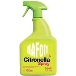 NAF OFF CITRONELLA FLY SPRAY FOR HORSES MANE AND TAIL SPRAY