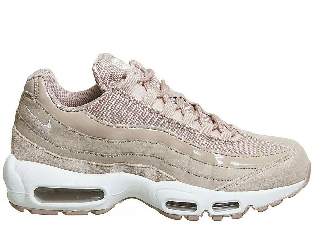 42cc7e5b4ad62 Details about Authentic Nike Air Max 95 Women's ® ( UK Sizes: 5 & 6.5 )  Particle Pink / White